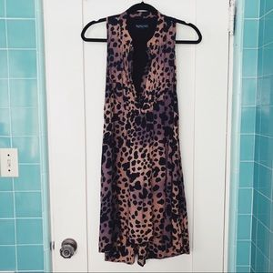 Vans Leopard Print Dress!